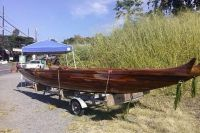 2015 Hawaiian Canoe Sailing Outrigger