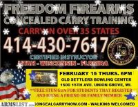 For Sale: CONCEAL CARRY CLASS