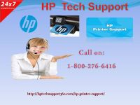 Does  Hp Tech Support Number 1-800-276-6416 Really Deliver Efficient Solutions