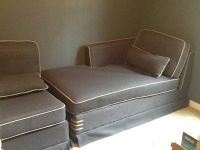 Chaise Lounge with Side Chair