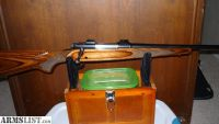 For Sale: Winchester Model 70 in 270 with RARE WinTuff stock