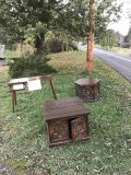Free tables on Smith rd in Scappoose. Will remove when they are gone.