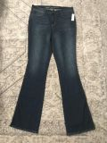 NWT Old Navy Micro-Flare Jeans 12L