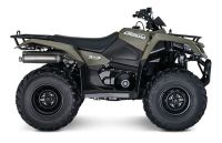 2018 Suzuki Motor of America Inc. KingQuad 400ASi Utility ATVs Little Rock, AR