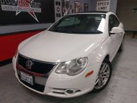 2008 Volkswagen Eos Lux 2dr Convertible 6A