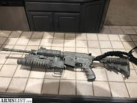 For Sale: AR 15 with launcher