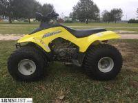 For Sale/Trade: 2003 Suzuki quad runner 160cc