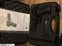 For Sale: CZ 9mm Compact LNIB