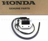 Purchase New Ignition Coil Genuine Honda OEM XL100 CT125 XL125 XL175 XL250 XL350 #P55 motorcycle in Everett, Washington, US, for US $69.95