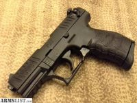For Sale/Trade: Walther p22
