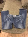 BKE jeans from the buckle Madison stretch size 30 or US 9-10