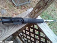 For Sale/Trade: AR 15 6.5 Grendel Complete Upper Receiver