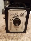 Vintage mid 50s Herco Imperial 620 snap shot camera