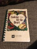Cooking for the Heart Recipe Book Swap Only