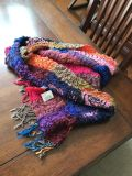 Colorful scarf NEW *Porch Pickup*