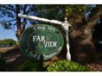 Inn for Sale Farview Bed and Breakfast