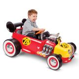 Disney Mickey Roadster Racer 6-Volt Battery-Powered Ride On by Huffy