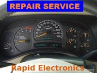 Find Chevrolet Silverado 2003-2006 Instrument Gauge Cluster Repair (Includes Duramax) motorcycle in Pflugerville, Texas, United States, for US $67.00