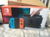 New Nintendo switch and two games never been opened