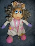 TV Miss Piggy Doll Mattel inc.Vintage