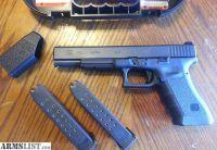"""For Sale: Glock 17L 9mm Gen 3 Longslide Competition Adj. Sight 6"""" Lightening Cut .5 lb Trigger HARD TO GET Adjustable Rear Sight"""