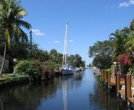 $1,500, Monthly Rental Waterfront duplex in East Ft. Lauderdale