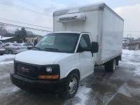 2012 GMC Savana Cargo Van 3500 BOX TRUCK w/ REEFER