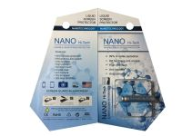 Phone screen protector with nano technology