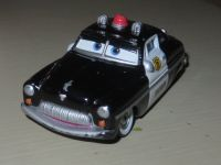 Disney Pixar Cars 1:55 Scale Diecast Sheriff