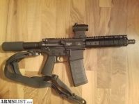 For Sale: Spike Tactical AR pistol