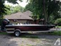 1999 Cobra Bass Boat -