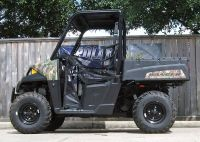 2018 Polaris Ranger 570 Polaris Pursuit Camo Side x Side Utility Vehicles Katy, TX