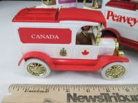 ERTL 1913 Model T Delivery Locking Coin Bank Die-Cast Truck Canada