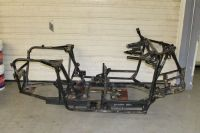 Sell 11-13 POLARIS RZR XP 900 FRAME CHASSIS SLVG DAMAGED BENT motorcycle in Dallastown, Pennsylvania, United States, for US $799.00