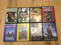 Movie Collection Fast N Furious Series Discs 1-7 and Shooter .
