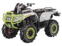 2018 Textron Off Road Alterra MudPro 700 LTD Sport-Utility ATVs Campbellsville, KY