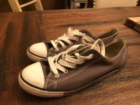 Charcoal size 7 converse