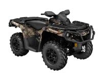 2016 Can-Am Outlander XT 570 Utility ATVs Boonville, NY
