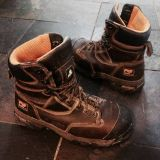 Mens Timberland PRO Endurance 6-Inch Steel Toe -Size 9 CSA aproved