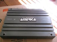 PYRAMID 4 CHANNEL CAR STEREO AMPLIFIER WITH BUILT IN CROSS OVER