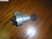 O.G Used German SG52 VW Ignition With Key