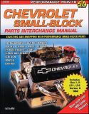 Sell Chevrolet Small Block Engine Parts Interchange Book 1955-2001 Chevy Casting Nos motorcycle in Riverside, California, United States, for US $24.95