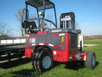 $29,900, 2012 Moffett M55 Building Supply