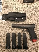 For Sale/Trade: Glock 17L Gen 3 with extras