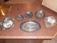 SILVER PLATED DISHES