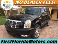 2013 Cadillac Escalade Luxury AWD 4dr SUV