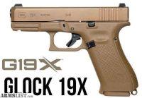 For Sale: GLOCK 19X GEN5 9MM