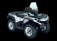 2018 Can-Am Outlander North Edition 650 Utility ATVs Wilkes Barre, PA