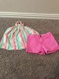 Carters 5/5T shorts Outfit