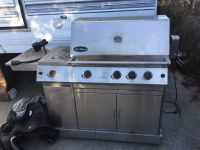 The Classic Stainless steel BBQ